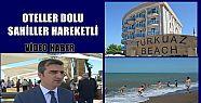 KARADENİZ'İN İNCİSİ AKÇAKOCA DA OTELLER...