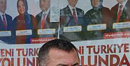 "KESKİN'DEN VALİ FİDAN""A TAZİYE MESAJI"