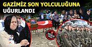 Kıbrıs Gazisi Emekli Albay son yolculuğuna...