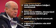 MHP 2019 DA ADAY GÖSTERMİYOR...