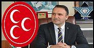 MHP İLÇE BAŞKANI ÖZENSEL BASIN GÜNÜNÜ...