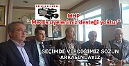 MHP MİNİBÜSLERİN SAPAĞA ÇIKMASI İLE...