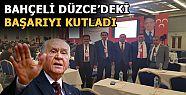 MHP'Lİ BAŞKANLAR ANTALYA'DA TOPLANDI...