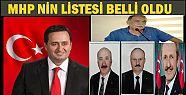 MHP'NİN LİSTESİ ŞAMPİYONLAR LİGİ...