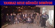OKAN YANMAZ KARSLILAR DERNEĞİ'Nİ ZİYARET...