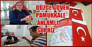 OTOBÜS BİLETLERİNE 15 TEMMUZ VURGUSU...