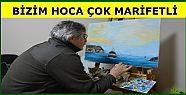 ÖZDAL ALAS ÇEKTİĞİ FOTOĞRAFLARI TUVALE...