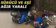 PATPAT ŞARAMPOLE DEVRİLDİ