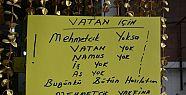 Pazarcı esnafı kazancını Mehmetçiğe...