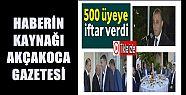 PAZVANT GÜCÜNÜ GÖSTERDİ 500 KİŞİYE...