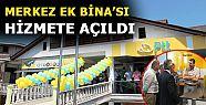 PTT MERKEZ BİNASI YENİLENDİ… SAPAK'TA...