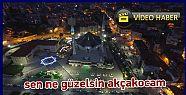 REGAİP KANDİLİ MERKEZ CAMİSİNDE EDA...