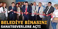 'RENKLERİN ESİNTİSİ' KARMA SERGİSİ...