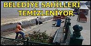 SAHİLLER TERTEMİZ OLUYOR