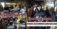 SOSYAL BİLİMLER LİSESİNDE PİLAV GÜNÜ...