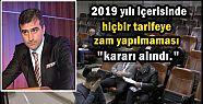 SU FİYATI YARIYA DÜŞTÜ… 2019'DA...