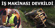 TOKUŞLAR'DAKİ KAZA UCUZ ATLATILDI