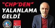 YALAN HABERE CHP'DEN AÇIKLAMA