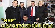 YANMAZ BASIN MENSUPLARINI ZİYARET ETTİ...