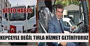 YEMENİCİ BELEDİYEYE 3 ARAÇ DAHA KATTI...