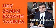 YEMENİCİ ESNAFIN DERTLERİNE SESSİZ KALMADI...