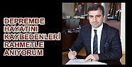 YEMENİCİ'NİN 17 AĞUSTOS DEPREMİ YIL...