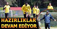 Yeni Malatyaspor'da sezon hazırlıkları...