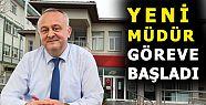 ZİRAAT BANKASI'NIN YENİ MÜDÜRÜ GÖREVE...