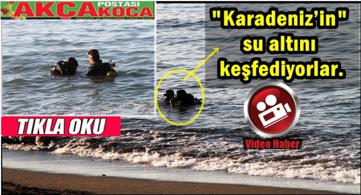 Üniversite öğrencileri Karadeniz'i keşfediyor