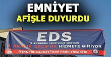 EDS 1 ARALIK'TA DEVREYE GİRİYOR
