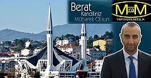 Akçakoca Miram Yapı firmasının Yönetim Kurulu Başkanı Furkan Sönmez, Berat Kandili dolayısıyla bir mesaj yayımladı.