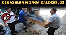 AKÇAKOCA DEVLET HASTANESİ MORGUNA KALDIRILDILAR