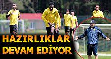 Yeni Malatyaspor'da sezon hazırlıkları - DÜZCE