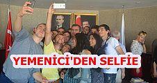 5 Ülkeden 35 öğrenci ziyaret etti