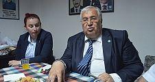 DSP GENEL BAŞKANI TÜRKER AKÇAKOCA'DA