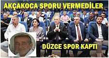 KADİR PANDUL DÜZCESPOR'UN BAŞKAN YARDIMCISI OLDU