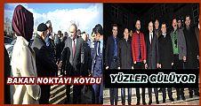 BAKAN ÖZLÜ AKÇAKOCA'YA DEĞER VERİYOR