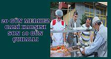 YEMENİCİ'DEN İFTAR SOFRALARINA DAVET