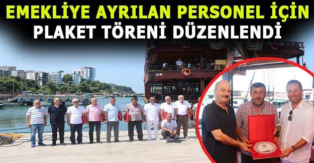 Başkan Yanmaz'dan emekli personele vefa