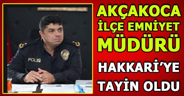 3 polis müdürünün tayini başka vilayetlere çıktı.
