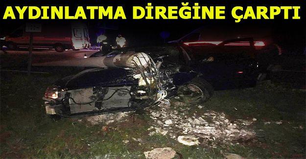 Akçakoca'da görevli Jandarma personeli ölümden döndü
