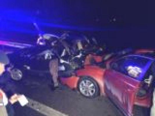 Düzce'de Trafik Kazası: 8 Yaralı