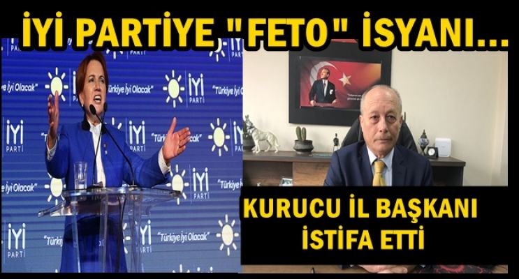 İYİ PARTİ KURUCU BAŞKANINDAN AKŞENE'