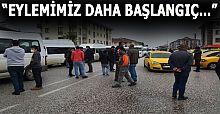 Düzce'de Akaryakıt Zanmmına Karşı Eylem!..