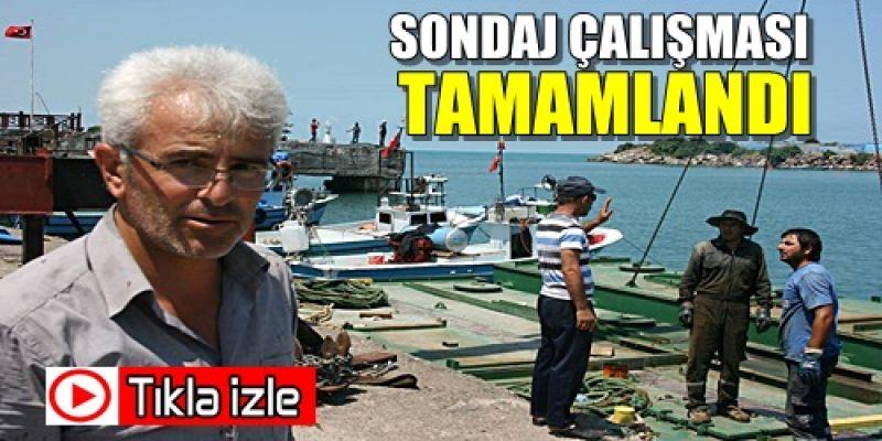 Yeni Balıkçı Barınağı Zemin Etüt Sonucu: ZEMİN SAĞLAM!